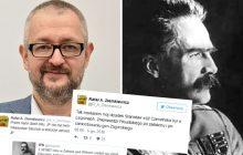 Ziemkiewicz ostro o rocznicy urodzin Piłsudskiego: