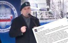 Pułkownik Mazguła po raz kolejny wzywa wojskowych do wystąpienia przeciwko władzy.