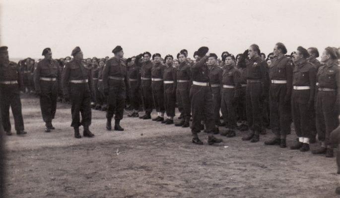Gen. Anders i jego żołnierze uhonorowani w USA
