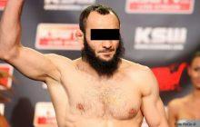 Były mistrz KSW z Czeczenii został skazany!