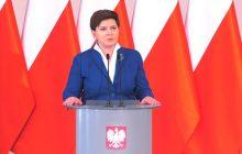 Beata Szydło rozmawiała z brytyjską premier. Jakie tematy były poruszane?