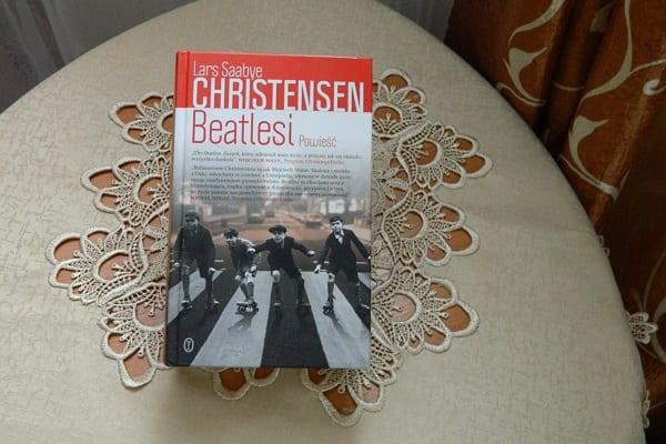 Przyjaźń w rytm muzyki - Lars Saabye Christensen -