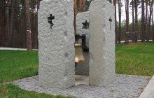 Bykownia: Sprofanowano polski cmentarz ofiar NKWD