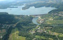Polskie jezioro zamarznięte po raz pierwszy od kilkunastu lat!