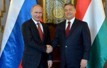 Orban znów spotka się z Putinem. Coraz bliższe stosunki rosyjsko-węgierskie?