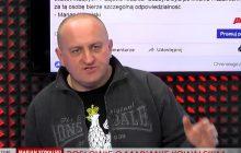 Marian Kowalski skomentował incydent, do którego doszło po nagraniu