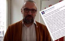 Kijowski coraz bardziej traci wiarygodność! Członek KOD-u opublikował długi wpis, w którym opisał rozmowę z liderem stowarzyszenia