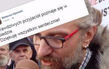 Mateusz Kijowski zamieścił wpis na Facebooku i został wyśmiany przez internautów.
