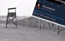 Szef młodzieżówki PO tłumaczy dlaczego obozy zagłady były nazistowskie, a nie niemieckie.