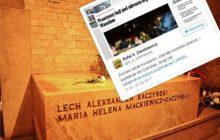 Kuriozum! Kobieta, która zorganizowała pod Wawelem manifestację przeciwko Kaczyńskiemu... skarży się na prawicowy hejt