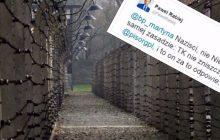 Obozy śmierci nazistowskie, a nie niemieckie? Taka jest opinia rzecznika Nowoczesnej