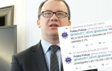 Policja nokautuje Bodnara na TT. Próbował manipulować danymi o przestępstwach z nienawiści?
