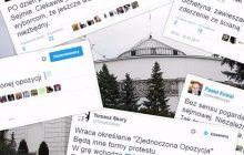 Twitter nie zawodzi. Dosadne komentarze po rezygnacji PO z protestu w Sejmie!