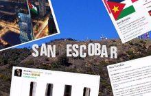 Zobaczcie jak San Escobar podbija Internet. Jest nawet na Wikipedii! [FOTO]