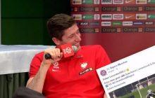 Lewandowski popisuje się na treningu. Z piłką robi co tylko chce! [WIDEO]