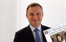 Zabawne zdjęcie Andrzeja Dudy w otoczeniu dziewczyn hitem Internetu! Komentarz prezydenta:
