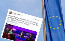 Trump typuje go na ambasadora USA przy UE, ten porównuje Wspólnotę do... Związku Radzieckiego! [WIDEO]