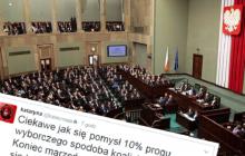 PiS pozbawi mniejsze ugrupowania szans na mandaty poselskie?