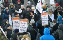 Warszawa: Manifestacja przeciwko rasizmowi [FOTO]