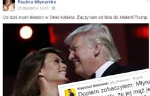 Mocny wpis dziennikarza sportowego nt.