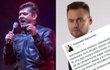 Dziennikarz sportowy broni Martyniuka.