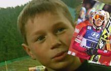 Tak wszystko się zaczęło! 12-letni Kamil Stoch: