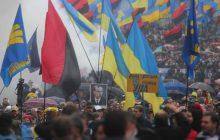Kijów: Marsz ponad 1000 osób uczcił urodziny Bandery