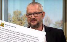 Ziemkiewicz dosadnie o tłumaczeniach opozycji.