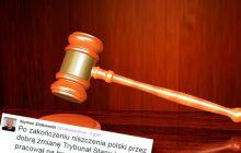 Przedstawiciele PiS mogą obawiać się Trybunału Stanu?