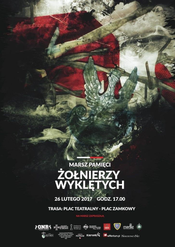 Marsz Żołnierzy Wyklętych Lublin