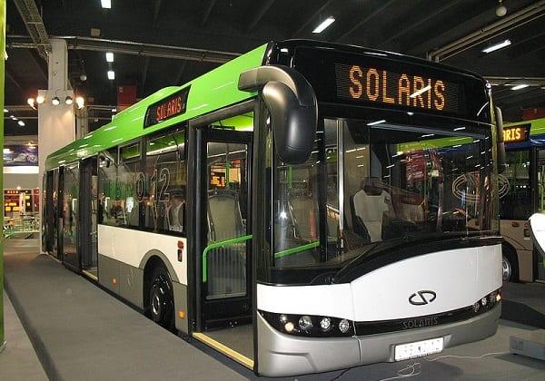 Autobusy Solaris wyruszają na podbój Francji
