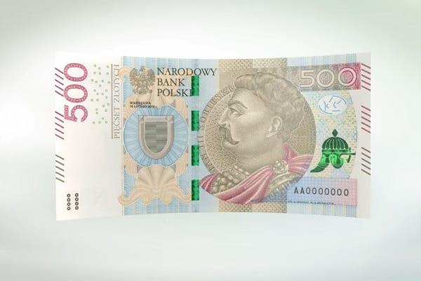 Dziś do obiegu trafia banknot 500 złotych z wizerunkiem Jana III Sobieskiego [WIDEO]