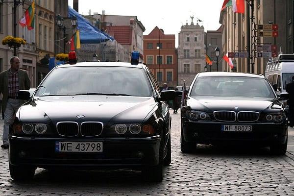 Alarm w służbach specjalnych! Wszystko przez... złodziei samochodów i lekkomyślność BOR