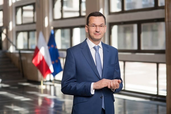 Morawiecki: Kluczową sprawą jest zrównoważony wzrost gospodarczy [WIDEO]