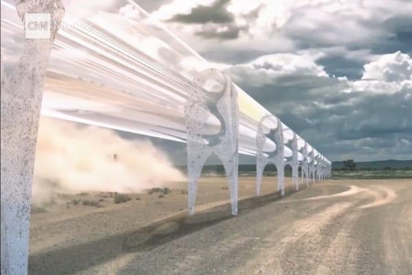 Chcesz poczuć się jak w Hyperloop? Zobacz nagranie udostępnione przez SpaceX! [WIDEO]