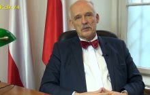 Zaskakujący komentarz Janusza Korwin-Mikkego o debacie ws. praworządności w Polsce.
