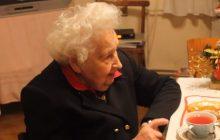 Swoje 102. urodziny obchodzi dziś Maria Mirecka - Loryś. Wszystkiego najlepszego!