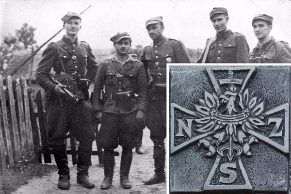 Historia żołnierza żydowskiego pochodzenia, który walczył w NSZ i oddał życie za Polskę!