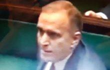 Wicemarszałek Sejmu wykpił posłów PO i wytknął im brak kultury. Mina Schetyny bezcenna [WIDEO]