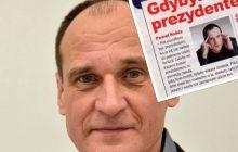 Wycinek ze starej gazety podbija internet. Co kilkanaście lat temu Paweł Kukiz mówił o prezydenturze? [FOTO]