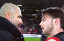 Pep Guardiola zachwycił całą Anglię. Fantastyczne zachowanie trenera Manchesteru City [WIDEO]
