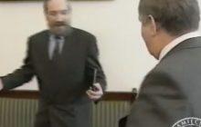 Sławomir Cenckiewicz publikuje nieznane nagranie z archiwów IPN. Lech Wałęsa prosi Antoniego Macierewicza o swoją teczkę [WIDEO]
