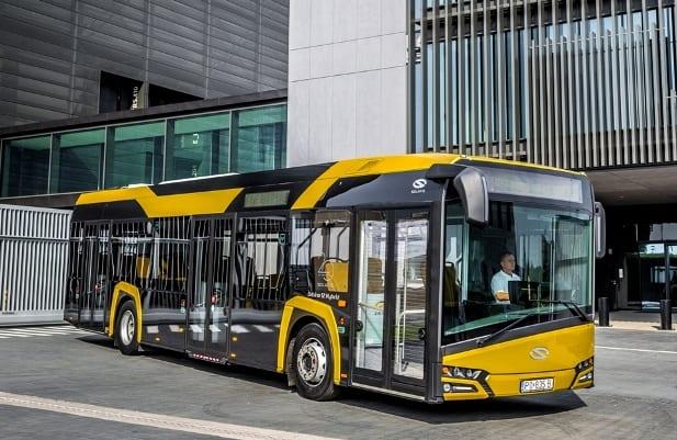 Gigantyczny kontrakt Solarisa! Firma sprzeda ponad 200 autobusów w Belgii