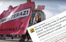 Polska aktorka twierdzi, że niższe zarobki kobiet to wina Kościoła.