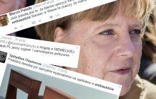 Internet drwi ze spotkania opozycji z Merkel w ambasadzie.
