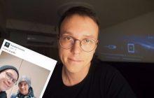 Znany youtuber, Krzysztof Gonciarz, udostępnia zdjęcie z Kamilem Stochem. Będzie wspólne nagranie?
