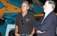 Harrison Ford bliski wypadku lotniczego. Wylądował na... postoju dla taksówek [WIDEO]