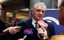 Gowin: Wynajęto agencję czarnego PR do ataku na rząd