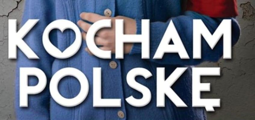 """Akcja """"Kocham Polskę"""" – Młodzież Wszechpolska zaprezentowała plakat, który można otrzymać 14 lutego"""