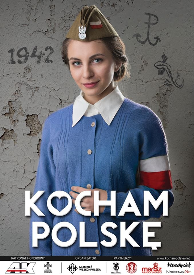 Fot.: Facebook.com/KampaniaKochamPolske